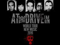 AT THE DRIVE-IN: zwei Konzerte!