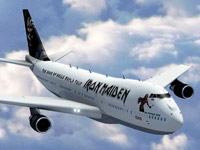 IRON MAIDEN – die Ed Force One landet 2017 in Deutschland!