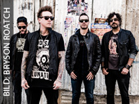 "PAPA ROACH: neues Album ""Crooked Teeth"" im Check & Tour 2017!"