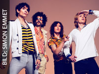 THE DARKNESS – September: Album, November: Tour.