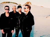 U2: 2017 auf 'The Joshua Tree Tour' in Berlin