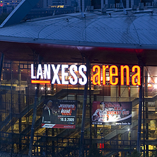 Lanxess Arena Programm 2021