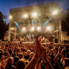 Freilichtbühne Großer Garten JUNGE GARDE Dresden - Tickets